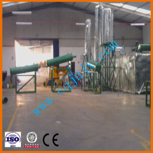 Used Motor Oil to Diesel Fuel Plant Oil Regeneration Machine pictures & photos
