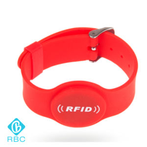 13.56MHz Ti2048 R/W NFC Bracelet for Intelligent Management