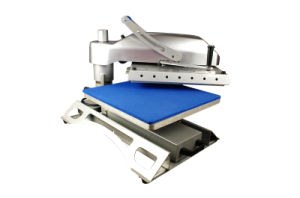 Draw out Interchangeable Swing Away Heat Press pictures & photos