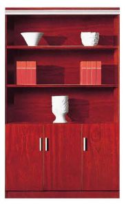 Veneer Glossy Filing Cabinet /Office Cabinet /Bookcase (NS-SL175) pictures & photos