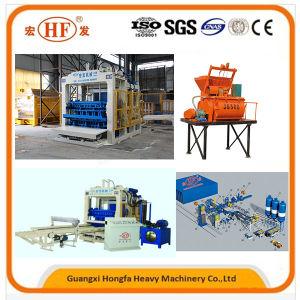 High Productivity Concrete Block Brick Making Machine pictures & photos