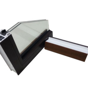 PVC Decorative Lamiantion PVC Foil/Film for Window & Door Profiles pictures & photos