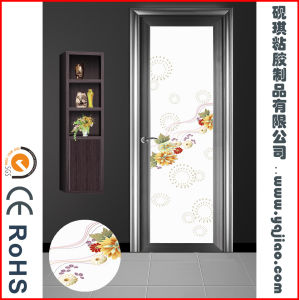 Pattern Static Cling Sticker for Decorating Glass Window pictures & photos