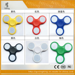 LED Fidget Hand Spinner pictures & photos