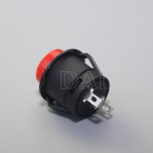 Daier Mini Push Buttons, 16mm Control Switch (R13-507K) pictures & photos
