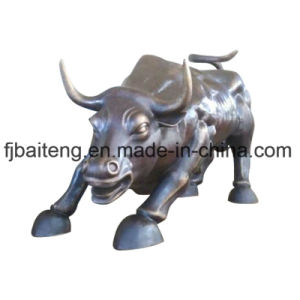 Metal Statue for Outdoor Decoration (Bull) pictures & photos