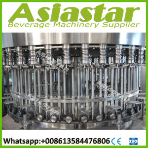 Fully Automatic Mineral Pure Water Filling Plant Packing Equipment pictures & photos