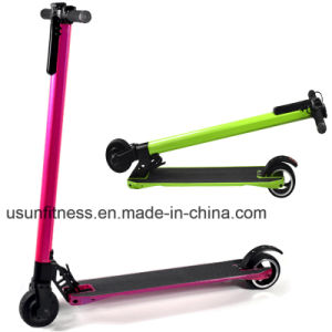 250W Hub Motor Electric Tricycle 2 Wheel Electric Scooter pictures & photos