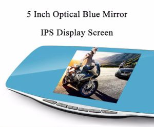 5 Inch Car Camera for Dual Lens Car Mirror pictures & photos