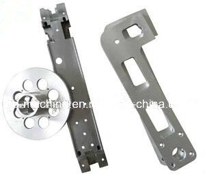 Aluminum Precision Customized Non-Standard CNC Machining Part