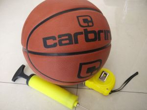 7# Rubber Foam Outdoor Sport Basketball pictures & photos