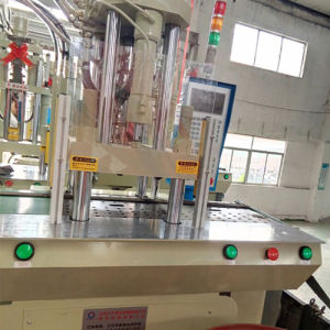 Vertical Type Slide Table Silicone Rubber Injection Molding Machine 45t pictures & photos