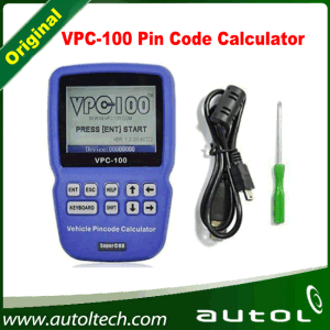 Original Best Price Vpc-100 Vpc100 Hand-Held Vehicle Pincode Calculator Free Update Online Support Almost All Cars pictures & photos