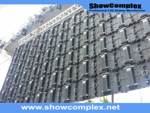 P6 Outdoor Full Color Advertising LED Display Screen pictures & photos