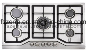 Stainless Steel Hob Sell Gas Hob Home (JZS85209) pictures & photos