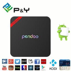 Amlogic S912 Octa Core Pendoo X9 PRO TV Box pictures & photos