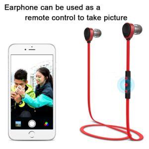 Superior Design Metal ABS Sport Bluetooth Earphone pictures & photos