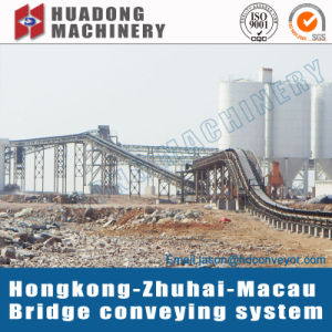 Professional Manufacturer Supplied Steeply Inclined Belt Conveyor pictures & photos