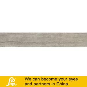 Wooden Design in Grey Porcelain Floor Tile 150*900mm pictures & photos