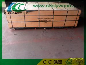 Break Bulk Small Export Bundles for Film Faced Plywood 18mm for Middle East, Africa pictures & photos