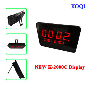 433.92MHz Portable Smart Hotel Calling Waiter System pictures & photos