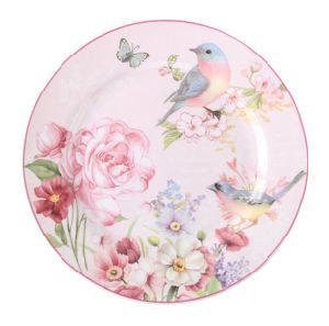 Pastoral Style Ceramic porcelain Creative European Dessert Plate Dish pictures & photos