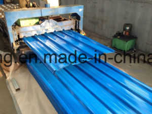 Prime Gi/Gl Corrugated Roofing Sheet for Building pictures & photos