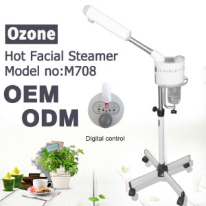 M708 Ozone Facial Steamer with Low Cost for Beauty Salon Used pictures & photos