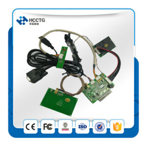 USB RS232 Smart Msr RFID Card Reader Writer Kiosk (HCC-T10-DC3) pictures & photos
