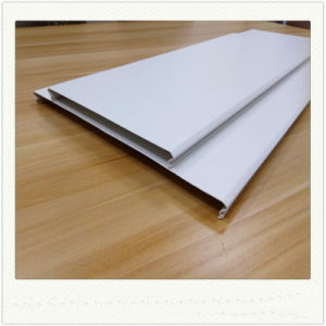 China Wholesale Moistureproof Financial Office C-Shaped Interior Decoratiove of Aluminum Ceiling pictures & photos