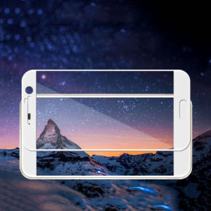 3D Full Coverage Electroplating High Clarity Tempered Glass Screen Guard Phone Accessories for Sony XP pictures & photos