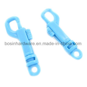 Plastic Snap Hook for Spiral Keychain pictures & photos