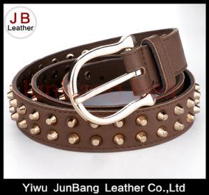 Newest Fashion Women′s Stud Belts