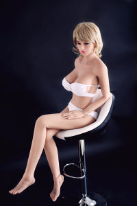 Full Solid Silicone Sex Doll for Men 165cm Life Size Real Girl Doll pictures & photos