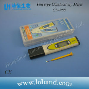 Laboratory Drinking Water Plant Aquarium Conductivity Tester (CD-988) pictures & photos