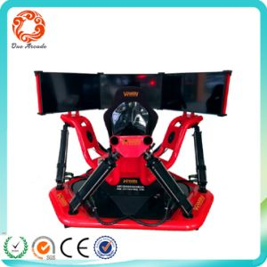 Professional Arcade Made 3 Screen Vr Racing Car Game Machine pictures & photos