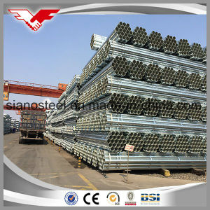 Galvanized Steel Pipe ERW Welded Pipe ASTM A53/BS1387/En10255 Standard From Galvanized Steel Pipe Manufacturers China pictures & photos