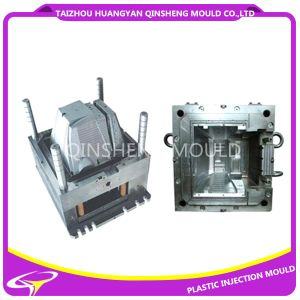 Plastic Injection The Exhaust of Household Refrigerator Mould pictures & photos