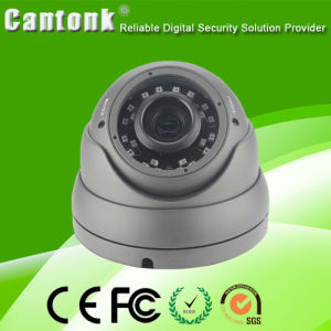CCTV Vandalproof IR Dome HD 4 in 1 Ahd/Cvi/Tvi Camera with Starvis (SHT30) pictures & photos