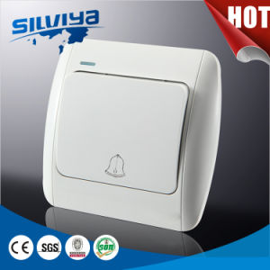 Modern Design Doorbell Wall Switch with Indicator pictures & photos