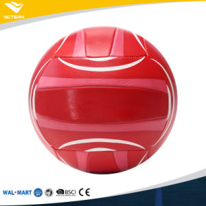 Awesome Eye-Catching Vivid Glossy PVC Volleyball pictures & photos
