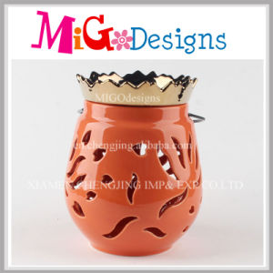 Novelty Gift Romantic Ceramic Oil Burner for Girl pictures & photos