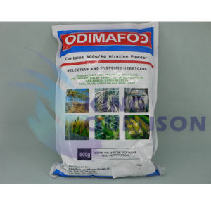 King Quenson Systemic Herbicide Agrochemical 98% Tc Atrazine 80% Wp pictures & photos