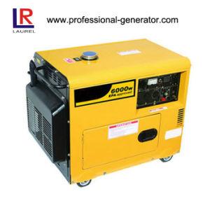 4.5kw Diesel Fuel Generator with Fuel Meter pictures & photos