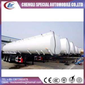 Carbon Steel Fuel Truck Trailer From Tank Manufacture pictures & photos