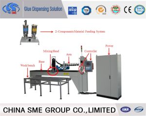 Ce Approved PU Gasket Foam Sealing Machine (DS-30) pictures & photos