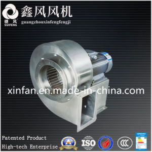 Dz100 Stainless Steel Industrial Centrifugal Fan pictures & photos