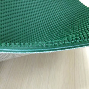 Excellent Wear Resistance PVC/PU Conveyor Belt for Wood Industry/Airport/Food Industry/Textile/Treadmill pictures & photos