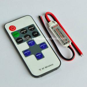 LED Single Color Strip Remote Control pictures & photos