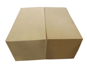 Honeycomb Ceramic High Temperature Burning Regenerator pictures & photos